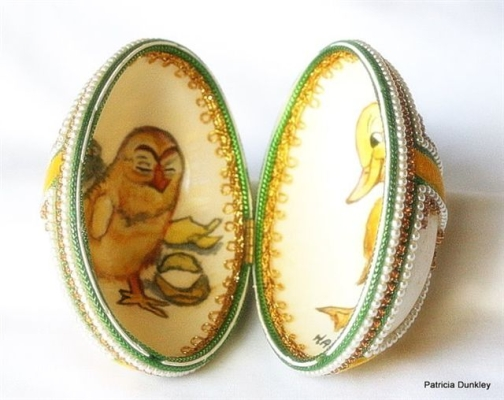 Decorative Eggs 01d